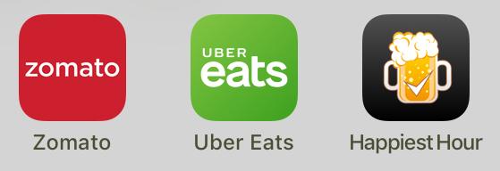 Apps para comer